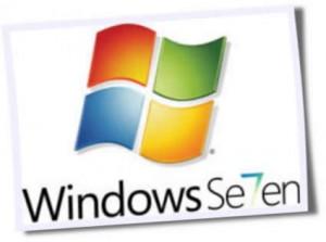 Logo de Windows 7